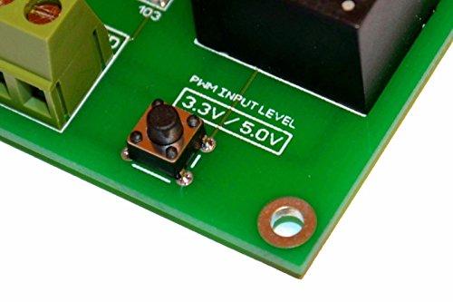 Krida 16A PWM 3500W 80V 240V AC Phase Dimmer 50-60HZ High Power Arduino Raspberry by Krida (Image #2)