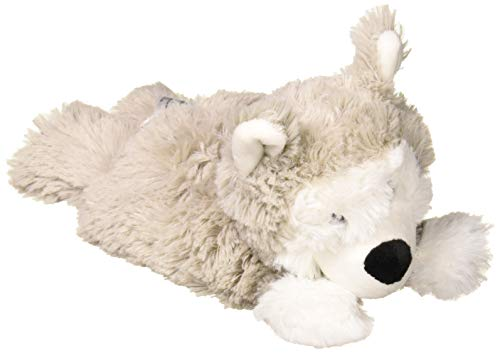 Warmies® Microwavable French Lavender Scented Plush Jr Husky