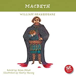 Macbeth: Shakespeare's Plays as Drama Texts for Children Audiobook