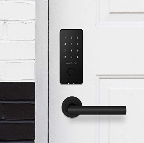 Igloohome Smart Electronic Deadbolt 2S, Grant & Control Remote Access with Pin Code - Touch Screen Keypad with Built-in Alarm - Bluetooth Enabled Works Offline - Works with Your Smartphone by igloohome (Image #5)