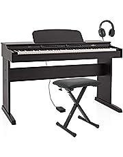Pack avec Piano Numérique DP-6 par Gear4music et Accessoires