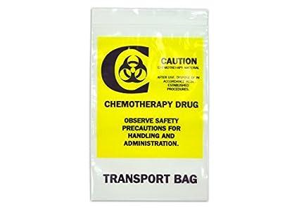 F20609CTB 2 mil Chemo Transferencia Bolsa, sello Top ...