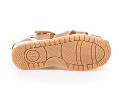 Sandalias Deportivas para Ni/ños Calzado Infantil Made in Spain Garantia de Calidad. Todo Piel mod.449