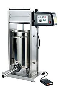 LEM Products W777A Stainless Steel Big Bite Electric #5-Meat Grinder (.25-HP)