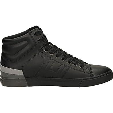 Tommy Hilfiger , Chaussures de sport d'extérieur pour homme Noir noir 45 - Noir - noir, 45 EU