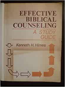 effective biblical counseling In effective biblical counseling, gold medallion award-winning author dr larry  crabb presents a model of counseling that can be gracefully integrated into the.