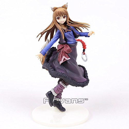 Anime Spice and Wolf Holo 1/8 Scale PVC Painted Figure Collectible Model Toy 20cm