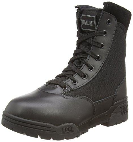Magnum Classic, Work Boots Unisex Adulto Negro - Black (Black 021)
