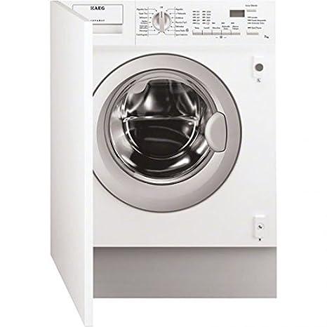 AEG L61270BI lavadora: Amazon.es: Grandes electrodomésticos