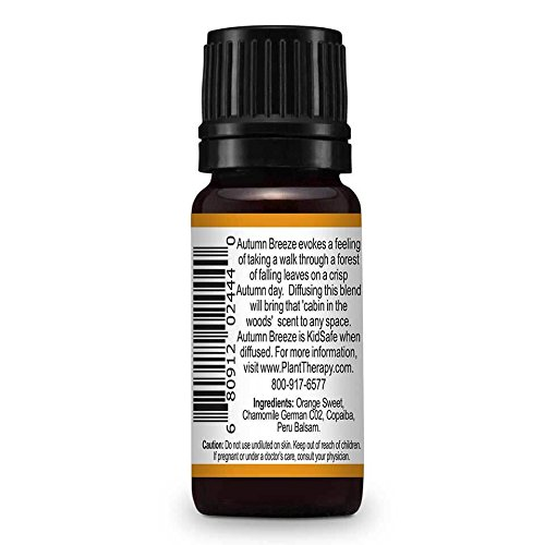 Holiday Season Synergy Essential Oil Blend. 100% Pure, Undiluted, Therapeutic Grade. (Blend of: Sweet Orange, Cinnamon Bark, Ginger and Nutmeg) …