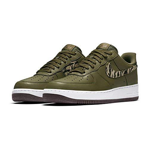 Prm Militare Verde Force Aop 200 Nike 1 Air 40 Aq4131 Militare Sneakers w64AX4qU