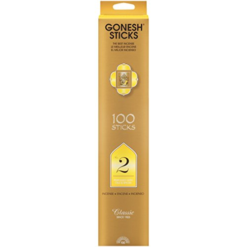 #2 - 100 STICK PACK - Classic Incense by