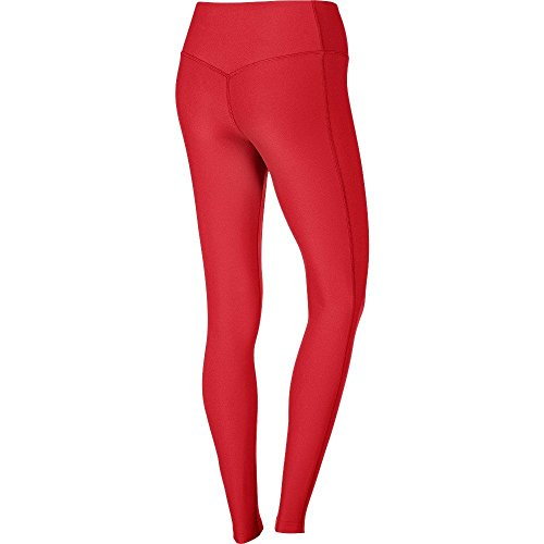 Nike Legend 2.0 Ti Poly Pant Pantalón, Mujer Rojo - rojo claro