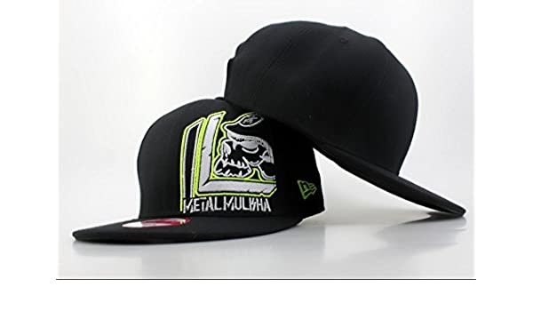Metal Mulisha Rockstar Unisex Fashion gorro gorra snapback ...