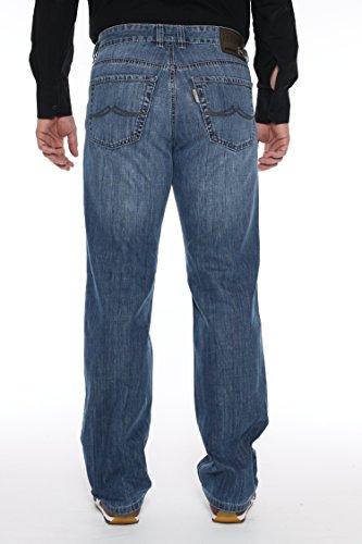 JOKER Jeans CLARK Sommer-Denim blue used W35/L30