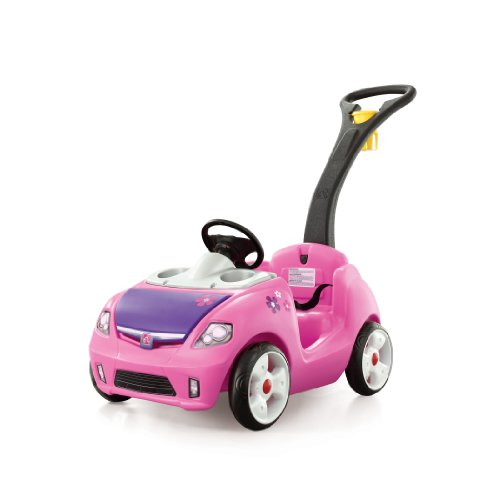 Step2 Whisper Ride II Buggy, Pink