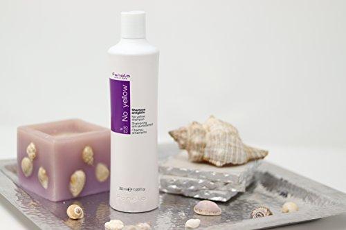 Fanola No Yellow Shampoo (2 BOTTLES) - 1000ml Each