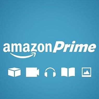 Amazon Prime (One Year Membership)
