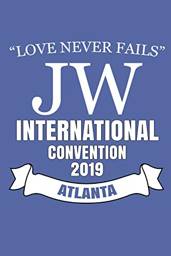 Pdf Christian Books Love Never Fails JW International Convention 2019 Atlanta: JW Gifts International Convention