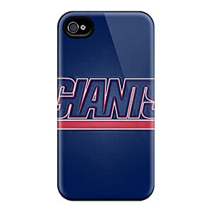 Bumper Hard Phone Cover For Iphone 6 With Unique Design Vivid New York Giants Series CharlesPoirier