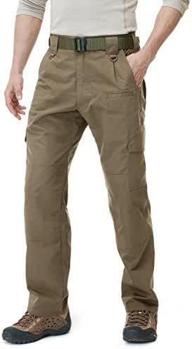 CQR Men's Tactical Pants Lightweight Assault Cargo TLP-103 / 104