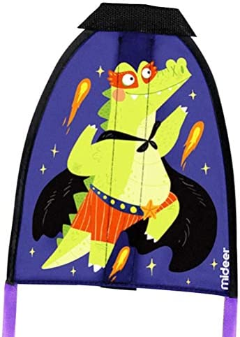 NUOBESTY Vlieger Vlieger Speelgoed Kat Patroon Vlieger Vinger Vlieger Buitenspelen Vliegend Speelgoed Voor Kinderen Kinderen