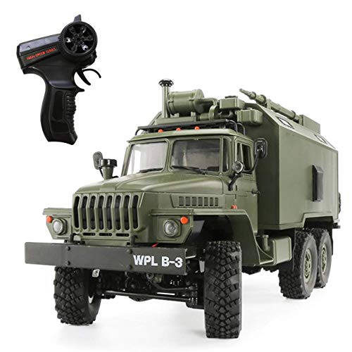 Used, The perseids RC Military Truck, 1/16 Scale 6WD Remote for sale  Delivered anywhere in Canada