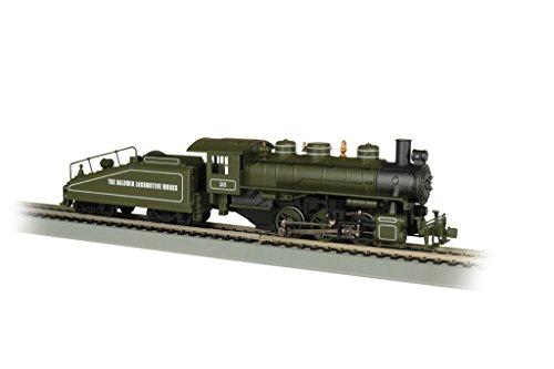 - Bachmann Steam StyleDCC Locomotive, Prototypical Paint Scheme
