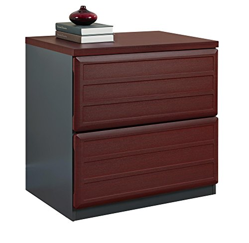 Ameriwood Home Pursuit Lateral File Cabinet, Cherry by Altra Furniture (Image #1)
