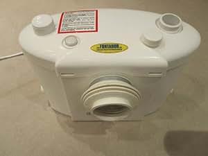Bomba trituradora de aguas residuales - Bomba trituradora bano ...