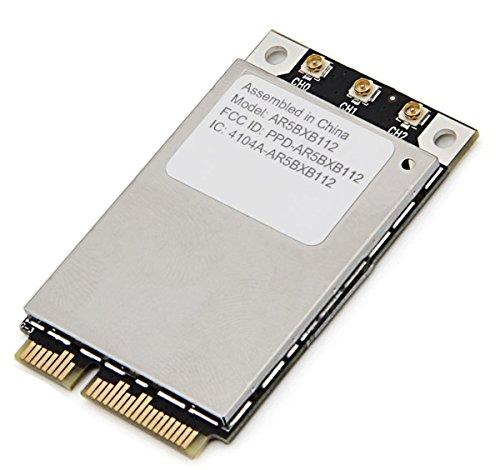 ITTECC AirPort Extreme Atheros AR5BXB112 AR9380 Dual-Band For Apple 802.11N PCI-E 450M by Ittecc