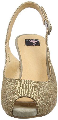 Giudecca Jycx15sb6-1 - Tacones Mujer Braun (C8 Brown)