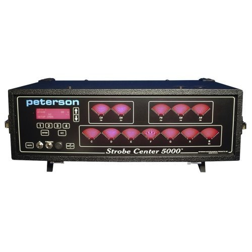Peterson Strobe Center 5000 II 12 Note Display...