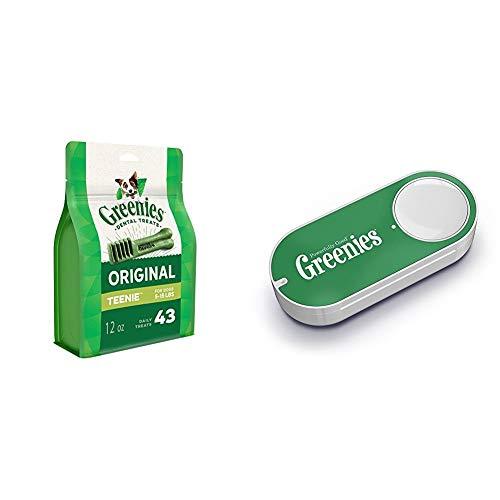 Greenies Dash Button