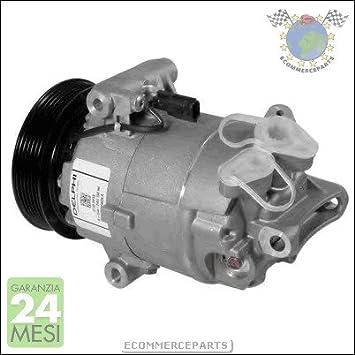 BKG compresor climatizador de aire acondicionado Sidat RENAULT SCENIC II Benzi: Amazon.es: Coche y moto