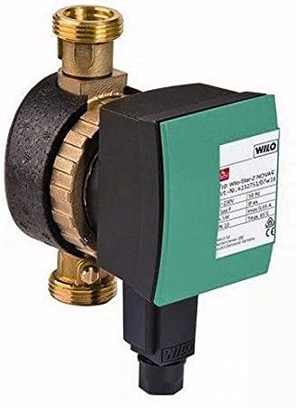 Wilo Star NOVA Z 15 A 140 mm hocheffiziente Zirkulationspumpe Trinkwasserpumpe