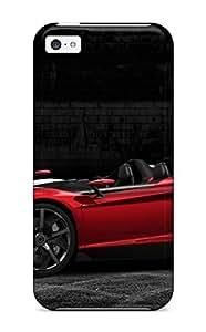 Special KPM - FRANCISCO SUQUILANDA Skin Case Cover For Iphone 5c, Popular Lamborghini Aventador J 6 Phone Case