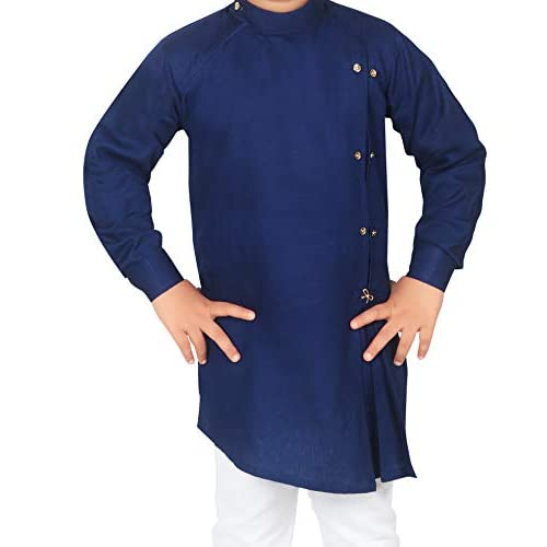 410omqwqhDL. SS500  - Ahhaaaa Kids Indian Ethnic Collection Kurta and Pyjama Set for Boys_421