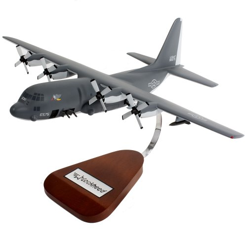 Mastercraft Collection C-130 Hercules Gunship Scale: 1/84