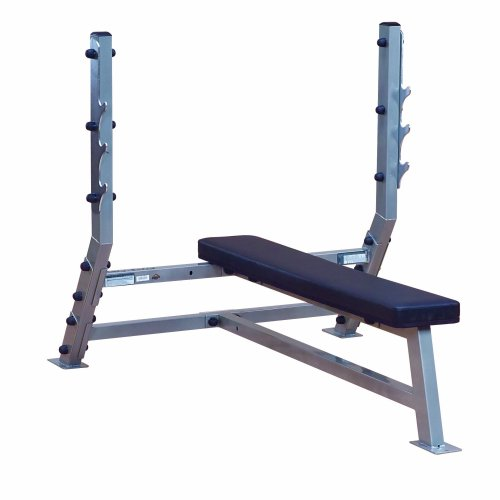 Body-Solid SFB349G ProClub Line Olympic Flat Bench by Body-Solid