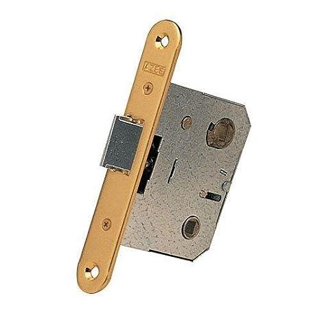 Yale 512RHL Picaporte Unificado 512 con Condena incorporada reversible Latonado: Amazon.es: Bricolaje y herramientas