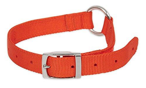 Petmate Ruff Maxx 2 Ply Org O-Ring Collar, 1 x 14-22