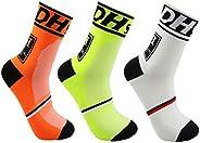 Cycling Socks,Unisex Running Sports Racing Trekking Hiking Training Socks