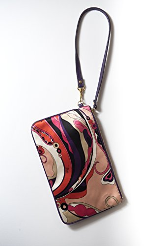 Pochette Emilio Pucci mod. 15SF41 tessuto 11148