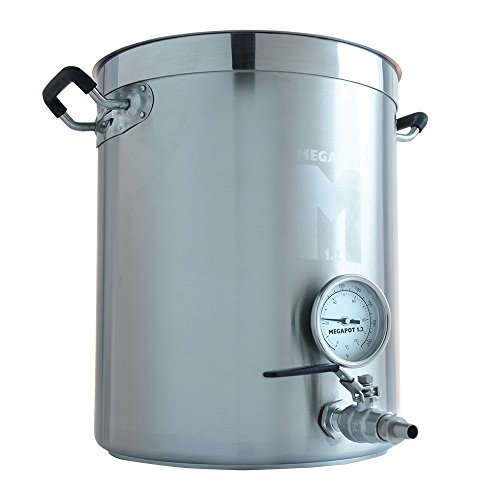stainless steel 15 gallon kettle - 5