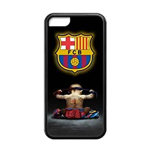 iphone 5c case discount custom stylish Case for iphone 5C Apple barcelona fc baby