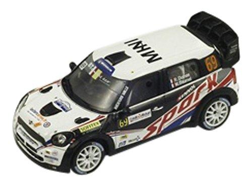 Mini John Cooper Works No. 69 Rally France WRC 2012