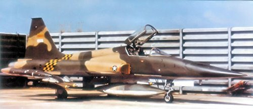 Home Comforts A Northrop F-5C Freedom Fighter of the 522d Fighter Squadron, 23rd Tactical Wing of the South Vietna by Home Comforts
