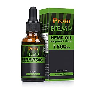 Hemp Natural oil, 75%-30ml High Strength,Pure and ...