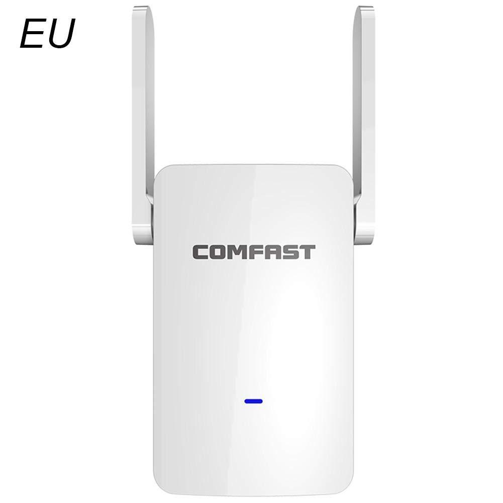 Waroomss enrutador inalá mbrico WiFi Router, WR753AC 1200M Banda Dual Extensor de WiFi Amplificador de Señ al de Antena Externa Ap Router para la mayorí a de Las Redes de hoteles y hogares